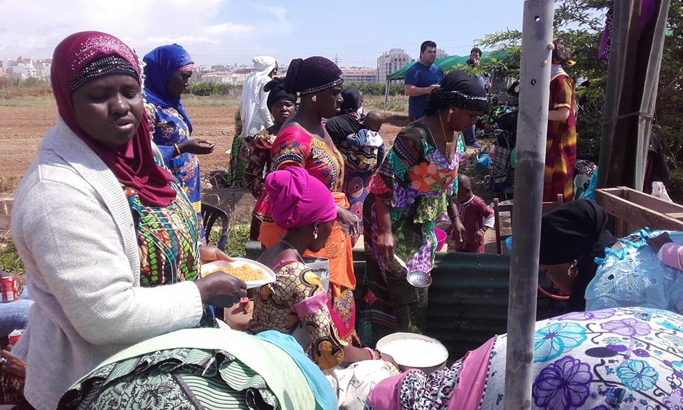 Dones africanes